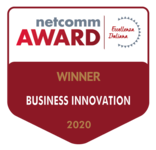 Vincitori netcomm AWARD award 2020 Categoria Business Innovation